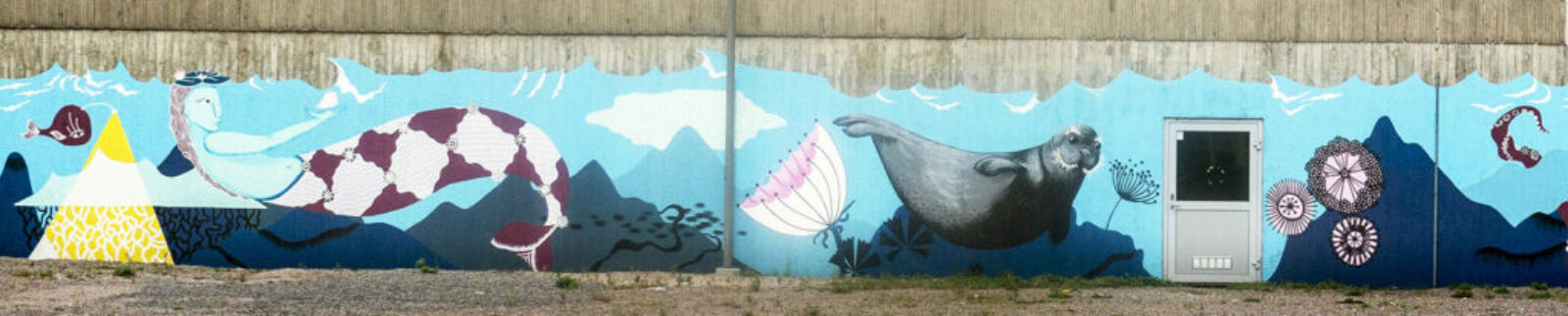 Banneri tilaa taidetta1